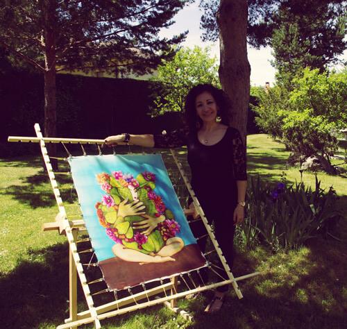 Esther Ugalde – Artista multidisciplinar